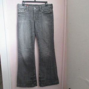Citizens Of Humanity Jeans Low Waist Full Leg COH